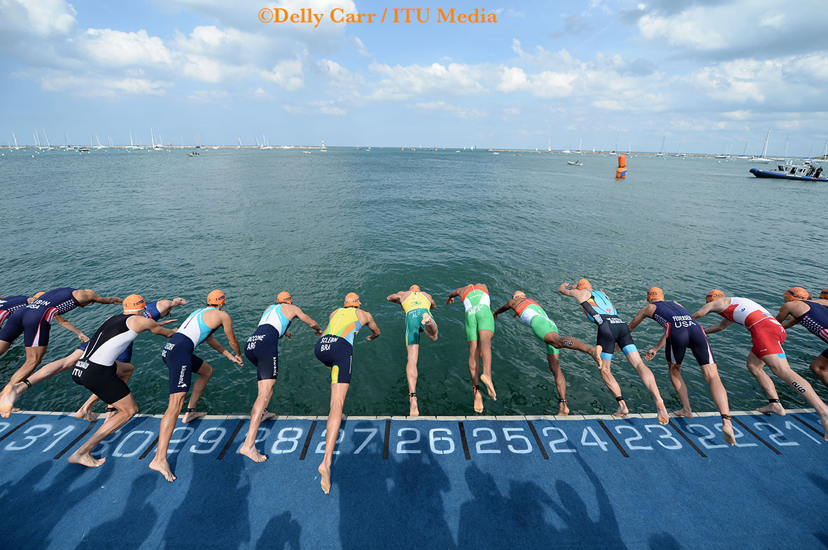 Chicago will hold the Grand Final. Photo: Delly Carr/ITU