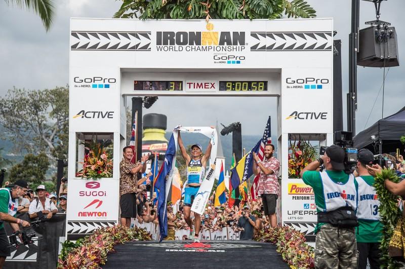 Mirinda Carfrae, 2014 Ironman World Champion
