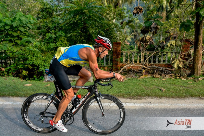 Being strong enough on the bike is a requirement for a Kona slot