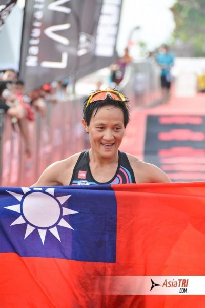 Shiao-yu Li from Taiwan won the Women race in 2014