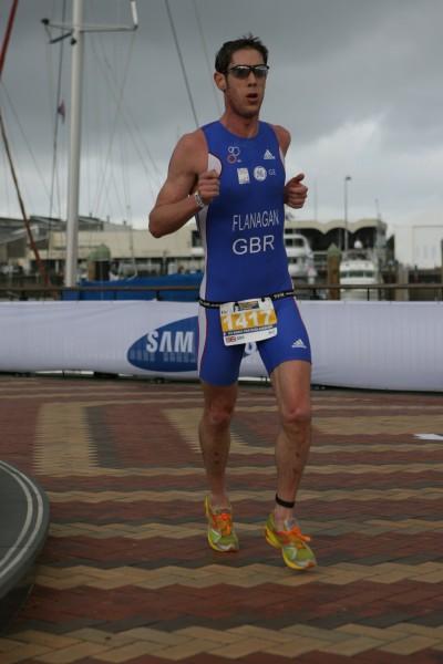 Inner Fight endurance coach Neil Flanagan