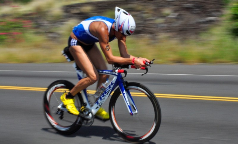 Race your strengths and take risks -- two crucial aspects of high performance age group racing