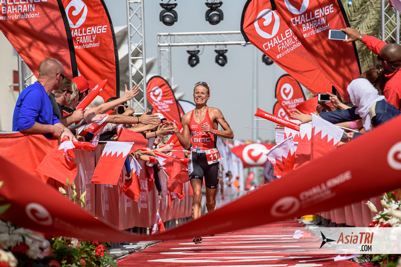 Helle Frederiksen takes home the most important win of her career